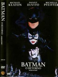 DVD BATMAN - O RETORNO - MICHAEL KEATON