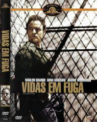 DVD VIDAS EM FUGA - MARLON BRANDO