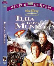 DVD A ILHA DO TOPO DO MUNDO - MAKO