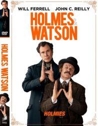 DVD HOLMES E WATSON - WILL FERRELL