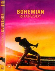 DVD BOHEMIAN RHAPSODY - RAMI MALEK