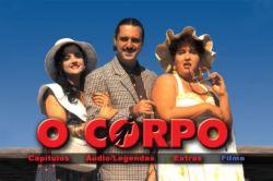 DVD O CORPO - ANTONIO FAGUNDES