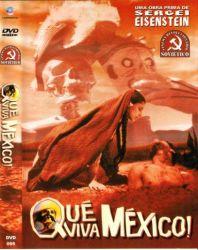DVD QUE VIVA MEXICO!