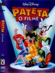 DVD PATETA - O FILME - DISNEY