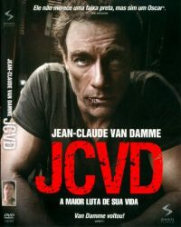 DVD JCVD - A  MAIOR LUTA DA SUA VIDA - VAN DAMME