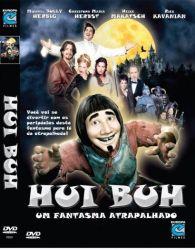 DVD HUI BUH - UM FANTASMA ATRAPALHADO