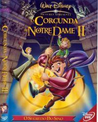 DVD O CORCUNDA DE NOTRE DAME 2 - DISNEY
