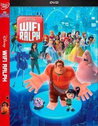 DVD WIFI RALF - QUEBRANDO A INTERNET - DISNEY