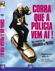 DVD CORRA QUE A POLICIA VEM AI - LESLIE NIELSEN