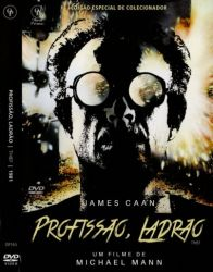 DVD PROFISSAO - LADRAO - JAMES BELUSHI