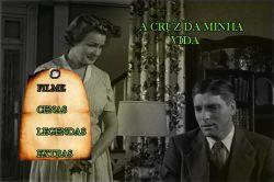 DVD A CRUZ DA MINHA VIDA - BURT LANCASTER
