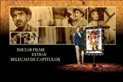 DVD MAZZAROPI - O GATO DA MADAME
