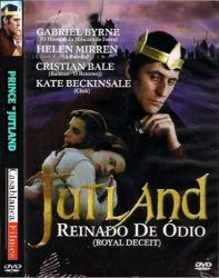 DVD JUTLAND - REINADO DE ODIO - HELEN MIRREN