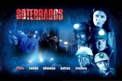 DVD SOTERRADOS - MIMI ROGERS