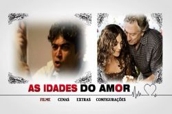 DVD AS IDADES DO AMOR - ROBERT DE NIRO