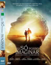 DVD EU SO POSSO IMAGINAR - DENNIS QUAID