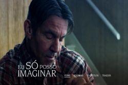 DVD EU SO POSSO IMAGINAR - DENNIS QUAID