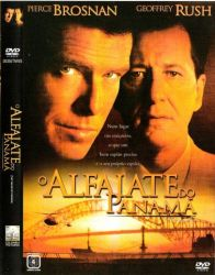 DVD O ALFAIATE DO PANAMA - PIERCE BROSNAN
