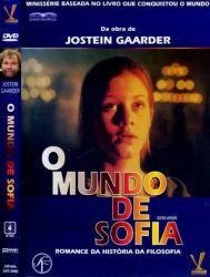 DVD O MUNDO DE SOFIA - DUPLO