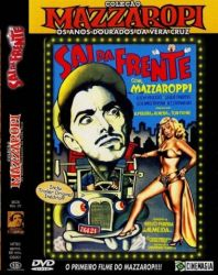 DVD MAZZAROPI - SAI DA FRENTE