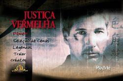 DVD JUSTIÇA VERMELHA - RICHARD GERE