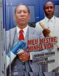 DVD MEU MESTRE MINHA VIDA - MORGAN FREEMAN