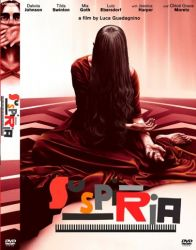 DVD SUSPIRIA - DAKOTA JOHNSON