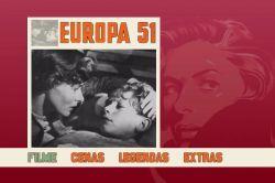 DVD EUROPA 51 - INGRID BERGMAN