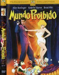 DVD MUNDO PROIBIDO - BRAD PITT