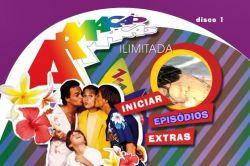 DVD ARMAÇAO ILIMITADA - NACIONAL - 2 DVDs