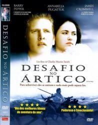 DVD DESAFIO NO ARTICO - BARRY PEPPER