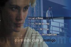 DVD DORMINDO COM O INIMIGO - JULIA ROBERTS
