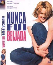 DVD NUNCA FUI BEIJADA - DREW BARRYMORE