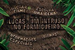 DVD LUCAS - UM INTRUSO NO FORMIGUEIRO