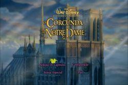 DVD O CORCUNDA DE NOTRE DAME 1
