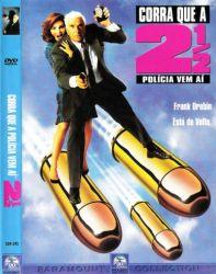 DVD CORRA QIUE A POLICIA VEM AI 2 1/2 - LESLIE NIELSEN