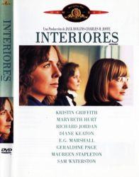 DVD INTERIORES - DIANE KEATON