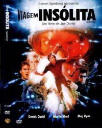 DVD VIAGEM INSOLITA - DENNIS QUAID