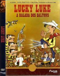 DVD LUCKY LUKE - A BALADA DOS DALTONS