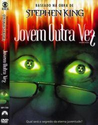 DVD JOVEM OUTRA VEZ  -  DVD DUPLO - ED LAUTER