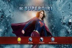DVD SUPERGIRL - 2 TEMP - 5 DVD - MELISSA BENOIST