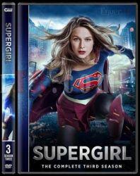 DVD SUPERGIRL - 3 TEMP - 5 DVD - MELISSA BENOIST