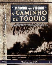 DVD A CAMINHO DE TOQUIO - MARCHA PARA VITORIA - 5 DVDS