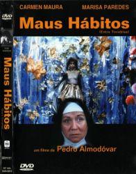 DVD MAUS HABITOS - CARMEN MAURA