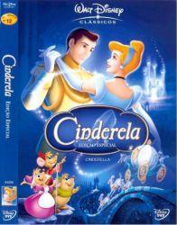 DVD CINDERELA - 1950