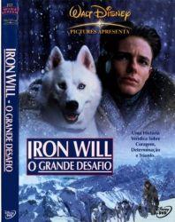 DVD IRON WILL - O GRANDE DESAFIO - BRIAN COX