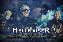 DVD HELLRAISER 3 - O INFERNO NA TERRA