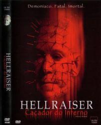 DVD HELLRAISER - CAÇADOR DO INFERNO