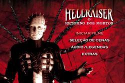 DVD HELLRAISER 7 - O RETORNO DOS MORTOS