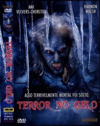 DVD TERROR NO GELO - HARMON WALSH